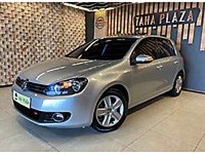 TAHA PLAZA dan Golf 6 1.4 Tsı Comfortline Dsg Sunroof 128.000Km Volkswagen Golf 1.4 TSI Comfortline