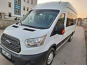 2016 MODEL TEK TEKER JUMBO DELÜX ÇİFT KLİMALI 67000 DE HATASIZ . Ford - Otosan Transit 16 1