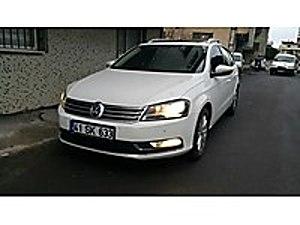 2013 VOLKSWAGEN PASSAT HİGHLİNE 1.6 TDİ BLUEMOTION ÇOK TEMİZ Volkswagen Passat Variant 1.6 TDI BlueMotion Highline