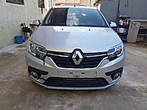 YAGMUR OTODAN 2017 MODEL MİNİ HASARLI OTOMATİK VITES SYMBOL Renault Renault Symbol