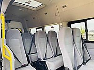 Doğan Otomotiv den hatasız 2017 Delüxs okul paketli 16 1 Ford - Otosan Transit 16 1