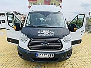 Doğan Otomotiv den 2014 Jumbo çift teker ve klima lı Delüxs 16 1 Ford - Otosan Transit 16 1
