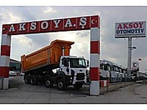 AKSOY OTOMOTİV A.Ş. FARKIYLA 2017 4142 FORD  94.000  KM AC ADET Ford Trucks Cargo 4142D