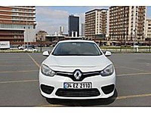 TAMAMINA YAKIN KREDİLİ 2014 FLUENCE 1.5DCI-EDC-110HP Renault Fluence 1.5 dCi Joy