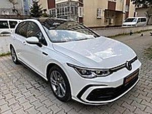 2021- 0 SIFIR KM 1.5eTSİ R-Line PREMIUM LED CAM TVN SUNROOF  18 Volkswagen Golf 1.5 eTSI R-Line