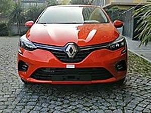 ROYAL FİLO dan 2021 otomatik clio lar adrese teslim Renault Renault Clio