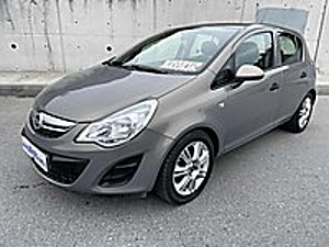 2012 MODEL OTOMATİK ÇELİK JANTLI 79.000 KM KOÇFİNANS 10 DK KREDİ Opel Corsa 1.2 Twinport Essentia