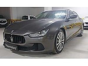 birr Motors dan 2015 MASERATI GHIBLI FER-MAS ÇIKIŞLI VE BAKIMLI Maserati Ghibli 3.0