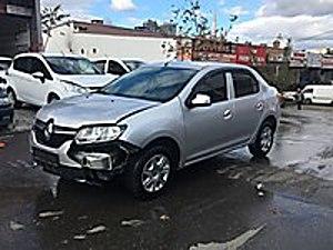 ÇALIŞIR YÜRÜR 2016 RENAULT SYMBOL JOY 1.5 DCI Renault Renault Symbol