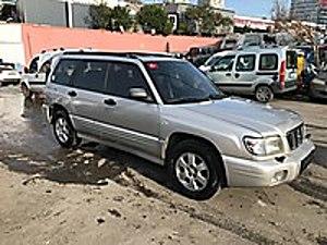 ÇALIŞIR YÜRÜR 2000 MODEL SUBARU FORESTER 2.0 AWD OV LPG Lİ Subaru Forester