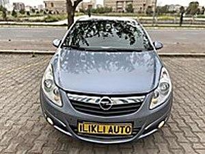 İLİKLİ AUTO DAN 2009 OPEL CORSA 1.4 ENJOY   OTOMATİK   108.000KM Opel Corsa 1.4 Twinport Enjoy