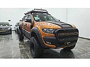 Yücel Grup Otomotivden FordRanger WildTrak3.2 otomatik hatasız Ford Ranger 3.2 TDCi Wild Trak
