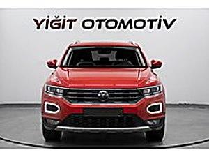2021 MODEL VOLKSWAGEN T-ROC 1.5 TSİ HİGHLİNE 0 KM DE Volkswagen T-Roc 1.5 TSI Highline