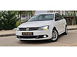 2012 VW JETTA 1 6 TDİ DSG KUSURSUZ EXTRALI COMFORTLİNE GÖRÜNÜM Volkswagen Jetta 1.6 TDI Trendline