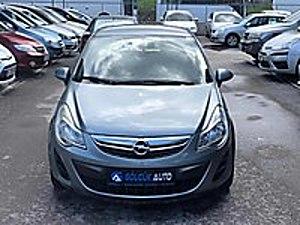2012 OTOMATİK CORSA 57.000KM DE Opel Corsa 1.2 Twinport Essentia