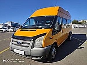 2012 MODEL FORD TRANSİT 155 PS OKUL TAŞITI ÇiFT KLİMALI Ford - Otosan Transit 16 1