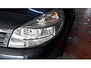 ÇOK TEMİZ OYNANMAMIŞ AİLE ARACI MASRAFSIZ Renault Scenic 1.6 Privilege