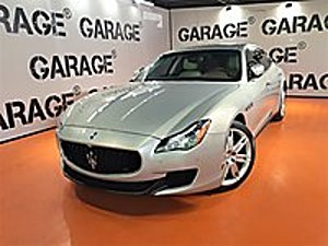 GARAGE 2014 MASERATI QUATTROPORTE 3.0 S Q4 BOWERS WİLKİNS BAYİ Maserati Quattroporte S Q4