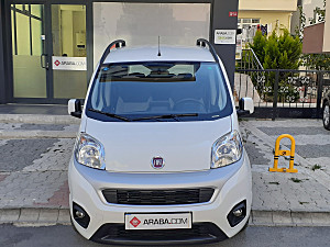 2019 Model 2. El Fiat Fiorino Combi 1.3 Multijet Safeline - 23500 KM