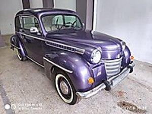 PROJELİK FİRSAT KLASİK     1950 MODEL OPEL OLİMPİA TENIZZUL Opel Opel Olimpia
