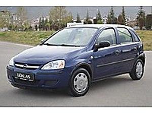 2004 Opel Corsa Otomatik Vites 120 bin km Opel Corsa 1.2 Essentia
