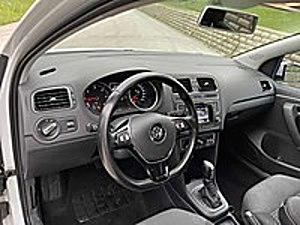 POLO 1.4TDİ COMFORTLİNE OTOMATİK VİTES HASARSIZ TRAMERSİZ Volkswagen Polo 1.4 TDI Comfortline