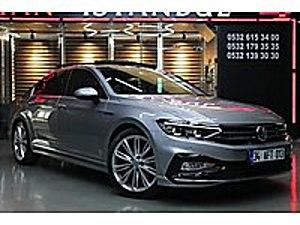 2019 MODEL BOYASIZ DEĞİŞENSIZ TRAMERSIZ HAYALET CAMTAVAN R LİNE  Volkswagen Passat 1.6 TDI BlueMotion R Line
