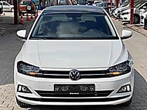 DEMİR AUTO DAN 2021 POLO HGHLNE DSG CAM TAVN CAR PLY HIZ SBTLEME Volkswagen Polo 1.0 TSI Highline