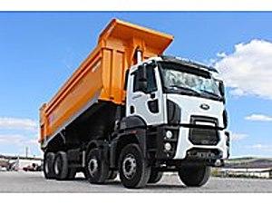 AKSOY OTOMOTİV A.Ş. FARKIYLA 2017 4142 FORD  105.000  KM AC ADET Ford Trucks Cargo 4142D