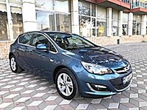 2014 OPEL ASTRA 1.6 CDTİ SPORT HB 28 BİNDE BOYASIZ Opel Astra 1.6 CDTI Sport