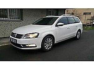 2013 VOLKSWAGEN PASSAT COMFORTLINE 1.6 TDİ BLUEMOTION HİGHLİNE Volkswagen Passat 1.6 TDI BlueMotion Highline