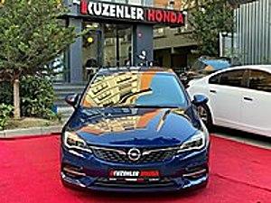 KUZENLER HONDA DAN 2020 ASTRA 1.2 T EDİTİON ÖZEL SERİ  0  KM Opel Astra 1.2 T Edition