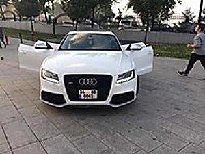 AĞIR BAKIMLARI YAPILMIŞTIR Audi S Serisi S5 3.0 TFSI Quattro