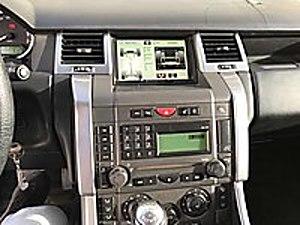2007 MODEL HATASIZ RANGE ROVER 2.7 TDV6 HSE SPORT PAKET Land Rover Range Rover Sport 2.7 TDV6 HSE