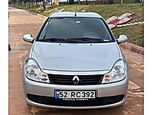 SADECE 37.000 KM-HATASIZ-BOYASIZ-EMSALSİZ-HASTASINA SYMBOL Renault Symbol 1.2 Authentique Edition