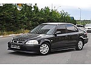 1999 HONDA CİVİC 1.6 İES LPG Lİ SİTEDE TEK EMSALSİZ HAZIRÖZÇAVUŞ Honda Civic 1.6 i ES