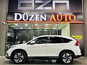DÜZEN AUTO AUTOPİA CRV EXECUTİVE CAM TVN KOLTUK ISITMA E.BAGAJ Honda CR-V 1.6 i-DTEC Executive