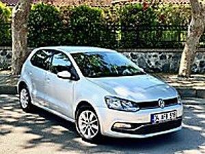 2017 ORİJİNAL 58 BİN KM GARANTİLİ 1.4 TDİ DSG COMFORTLİNE OTOMAT Volkswagen Polo 1.4 TDI Comfortline