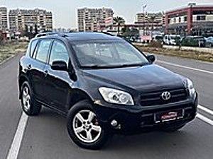 ALTINKÖSELER DEN ORJİNAL 2007 TOYOTA RAV4 DİZEL 4X4 Toyota RAV4 2.2 D-4D