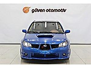GÜVEN OTO DAN 2006 SUBARU IMPREZA 2.0 154.000 KM Subaru Impreza 2.0 Comfort