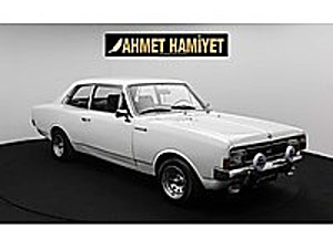 A.HAMİYET OTOMOTİV DEN 1971 MODEL TÜRKİYEDE TEK REKORD COMMODORE Opel Opel Rekord