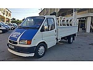 2000 MODEL 190 P İLAVELİ KAMYONET TAKVİYELİ ŞASE SIFIR KESİM FORD TRUCKS TRANSIT 190 P
