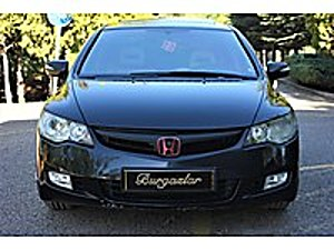 HONDA CIVIC SUNROOF DERİ KOLTUK 2007 OTOMATİK ELEGANCE FULL Honda Civic 1.6i VTEC Elegance