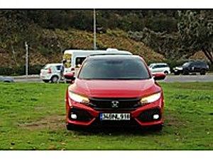 ORAS DAN 2018 MODEL HONDA CİVİC 1 5İ VTEC SPORT PLUS CAM TAVANLI Honda Civic 1.5i VTEC Sport Plus