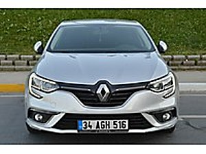 54 BİNDE   18 KDV DAHİL PLATİN GRİ ANAHTARSIZ LED NERGİSOTOMOTİV Renault Megane 1.5 dCi Touch