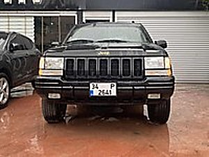 GÜNEŞ OTOMOTİV DEN Jeep Grand Cherokee 5.2 Limited Jeep Grand Cherokee 5.2 Limited