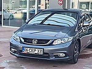 2014 CİVİC 1.6İ VTEC EcoELEGANCE ORJ LPG BRC HATASIZ BOYASIZ Honda Civic 1.6i VTEC Eco Elegance