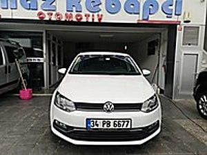 2016 POLO DİZEL OTOMATIK 75000 KM. DE Volkswagen Polo 1.4 TDI Comfortline