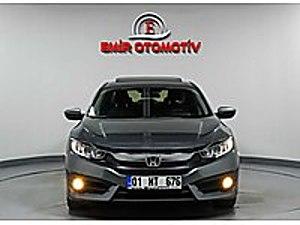CİVİC SEDAN 1.6 İ-VTEC ECO ELEGANCE OTOMATİK KM 36.000 Honda Civic 1.6i VTEC Eco Elegance