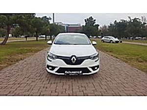 VATANSEVER OTO 2017 MEGANE HB 1.5DCI 110HP EDC 78.000KM HATASIZ Renault Megane 1.5 dCi Touch